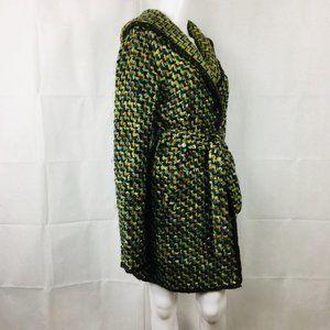 Missoni Wool Duster Cardigan Sweater Sz 38 / 2